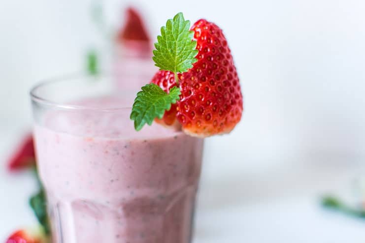 How to make Homemade Protein Shakes for Weight Loss