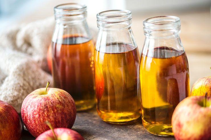 Apple Cider Vinegar for Dysentery