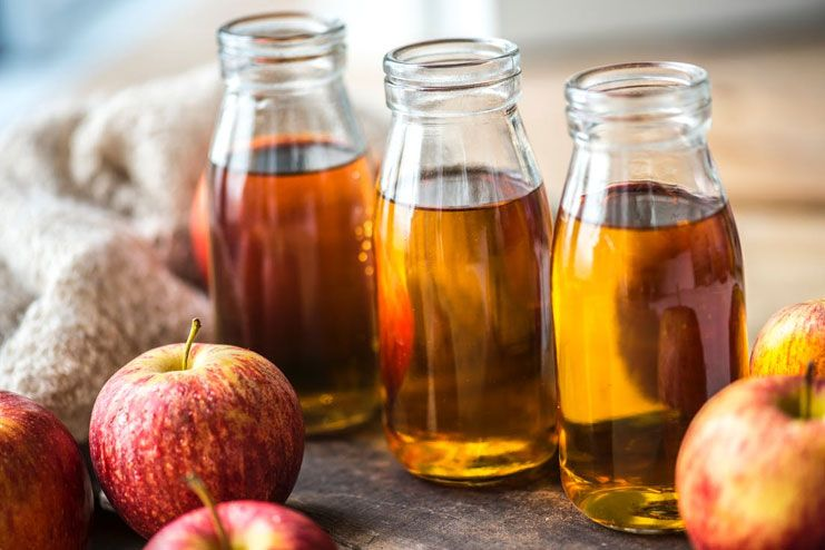 Apple Cider Vinegar tonic