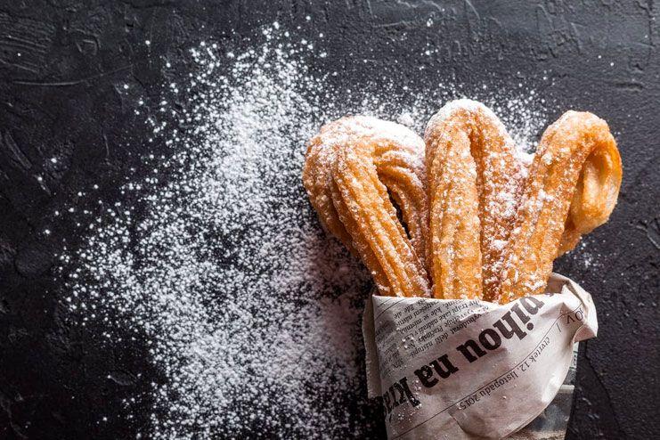 Cut down sugar and flour