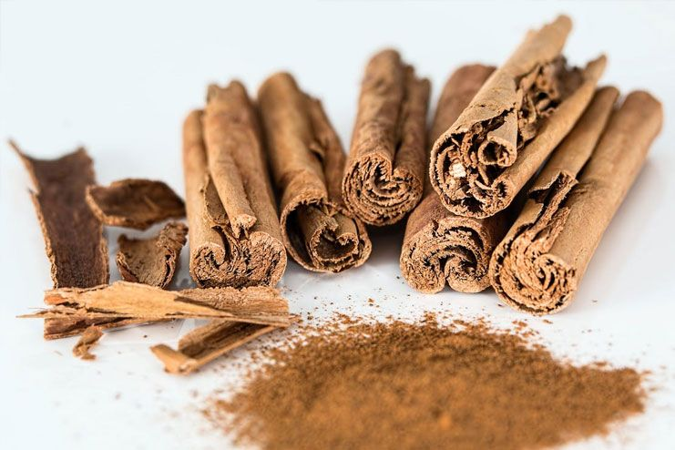 Include cinnamon in your diet