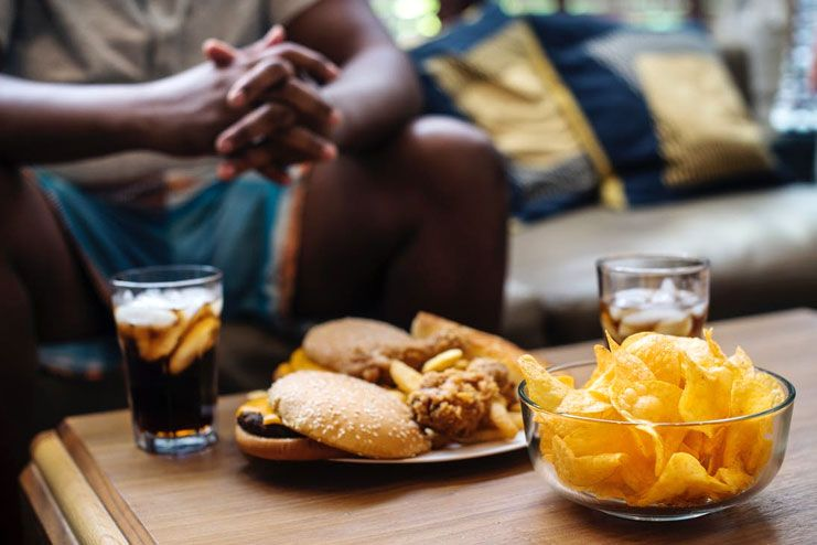 What causes food addiction