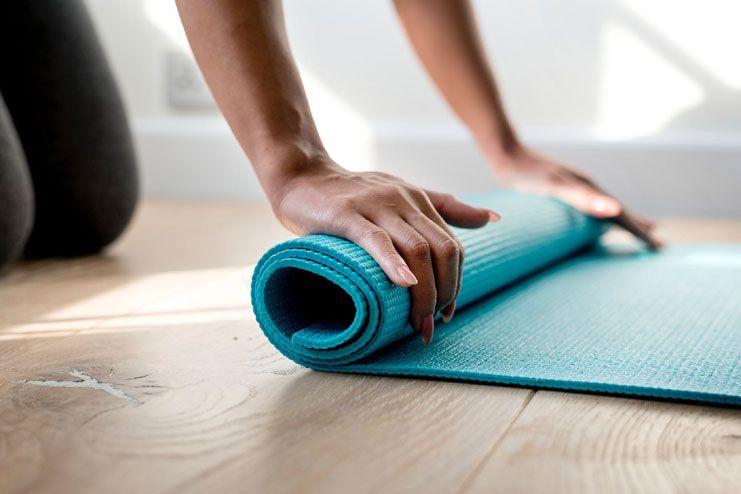 Exercise through