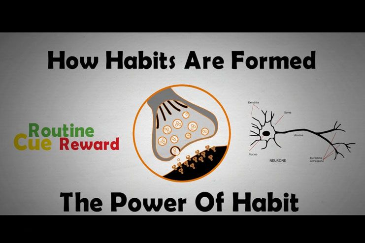 How is a habit formed