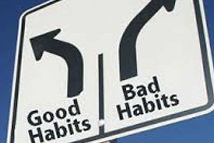 How to recognize if a habit is good or not