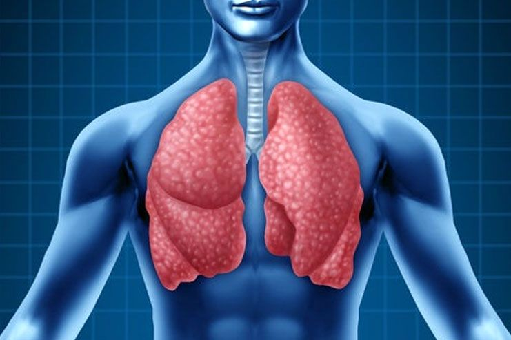 Impacts on lung function