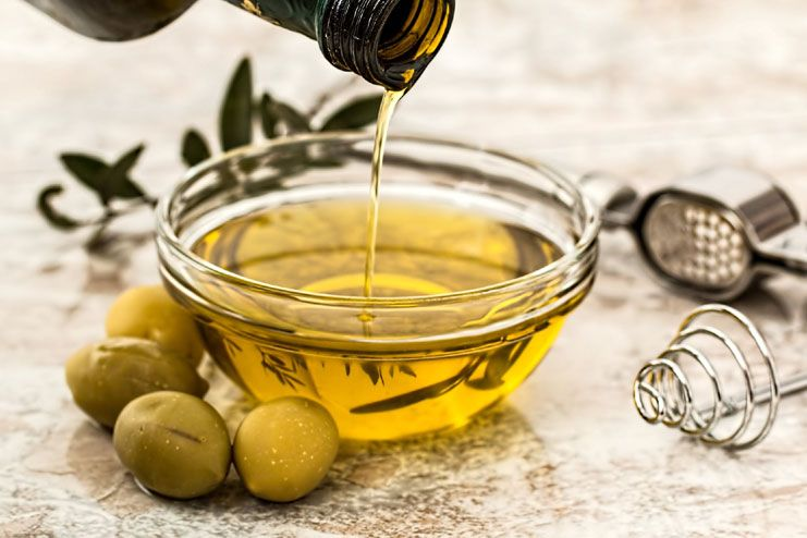 Plant derived oils