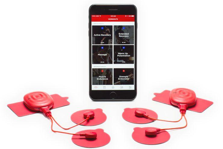 PowerDot Electrical Muscle Stimulator