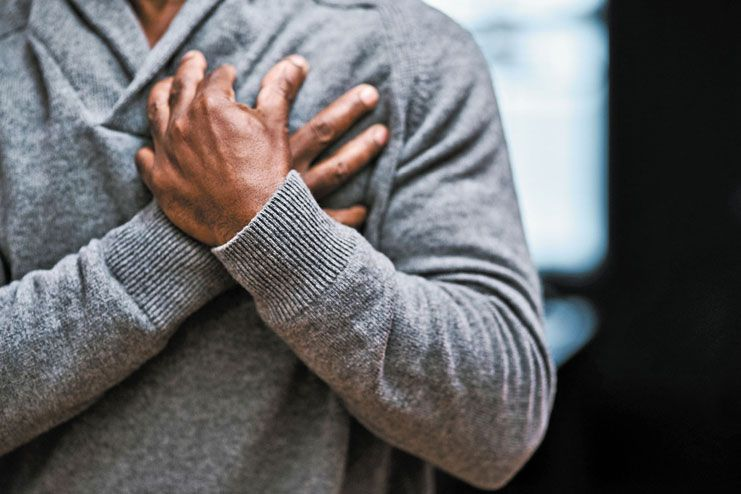 Signs and Symptoms of Coronary Artery Disease