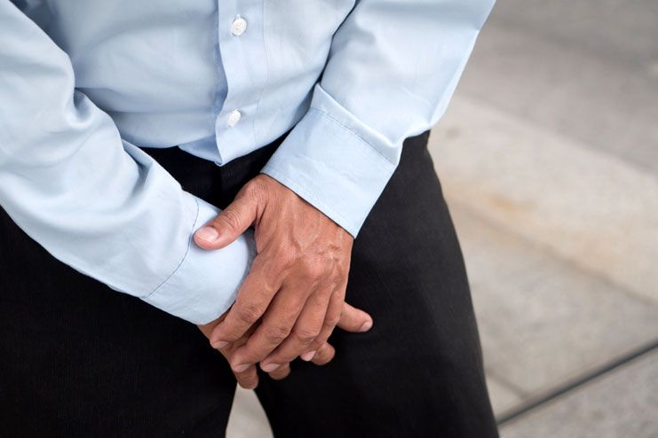 Symptoms of Incontinence in the Elderly