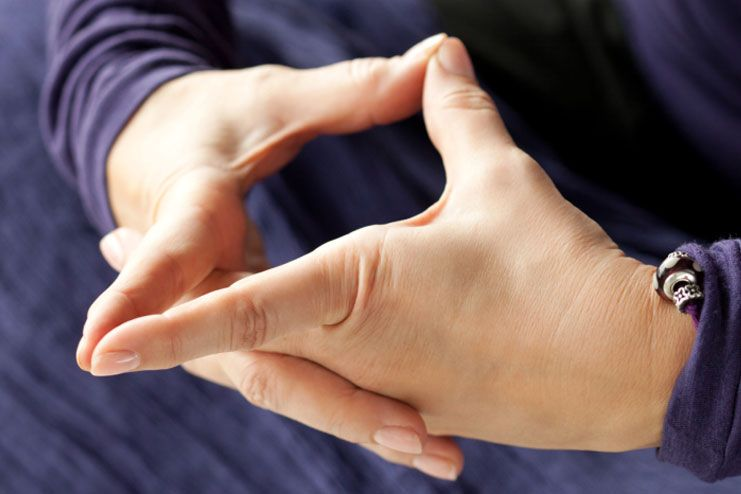 How To Prevent A Jammed Finger