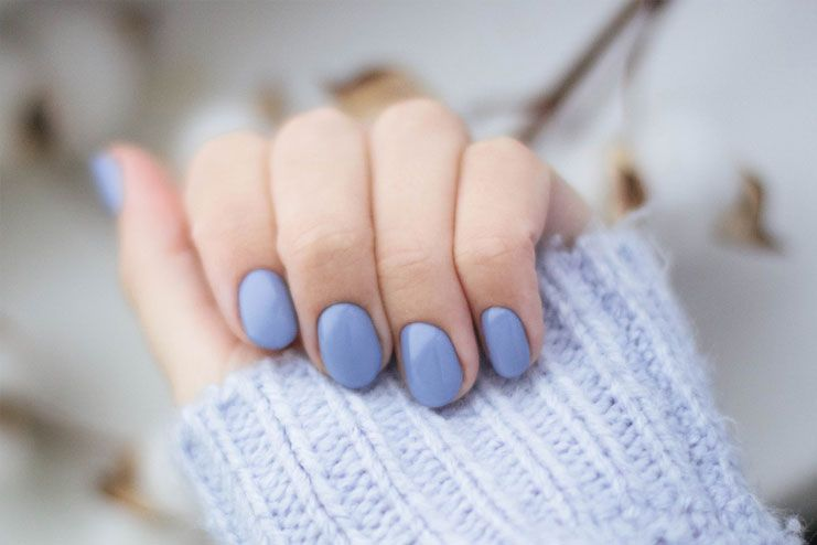 Indulge in expensive manicures