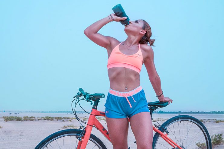 Minimise the consumption of sports drink