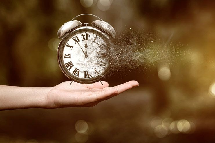 Time Is The Best Investment