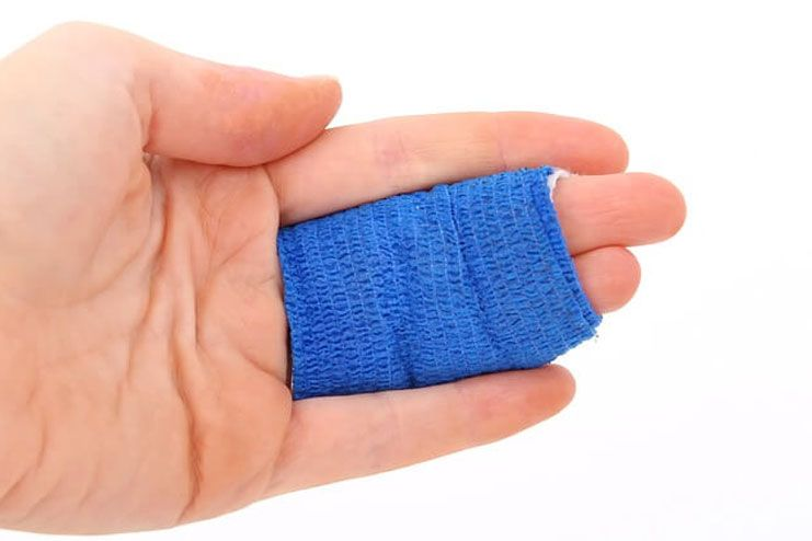 What is a Jammed Finger