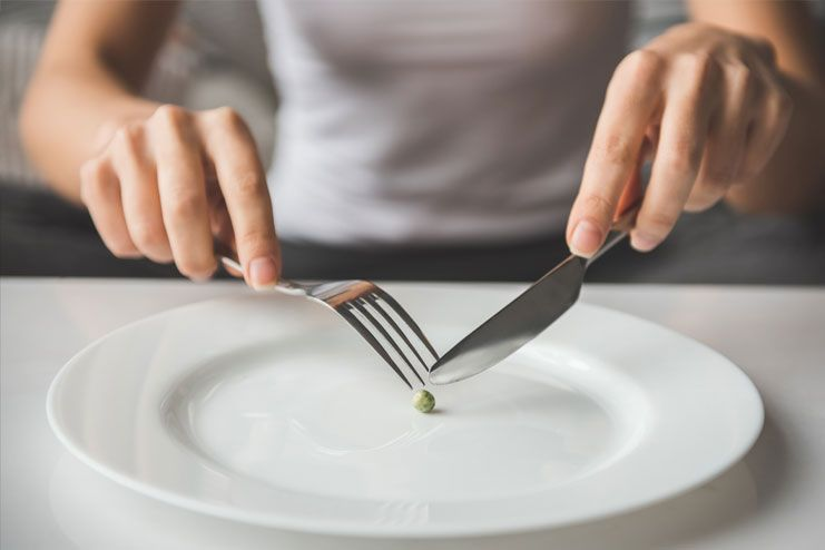 Help cope with chronic eating problems