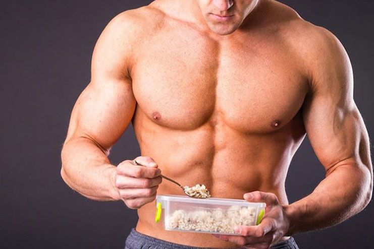 Promotes muscle gain