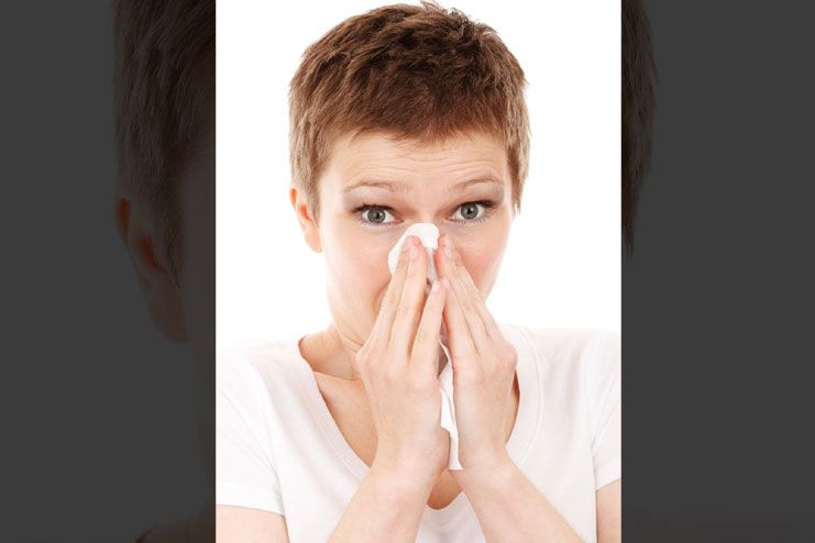 What Are The Symptoms Of Dust Allergy