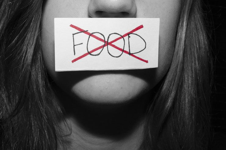 What are the types of Eating Disorders