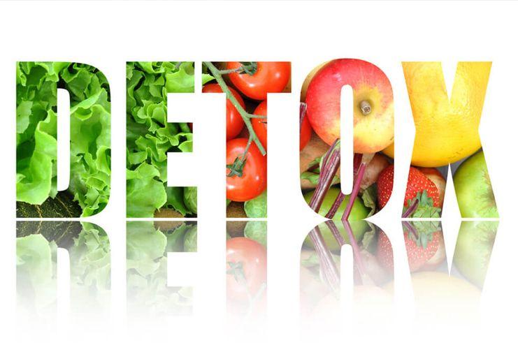 Detoxification of the body