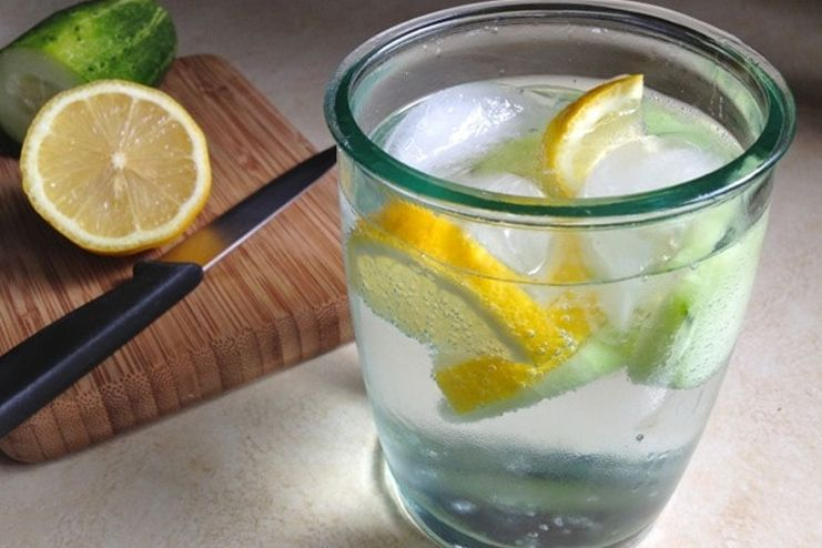 Health Benefits of Drinking Cucumber Water