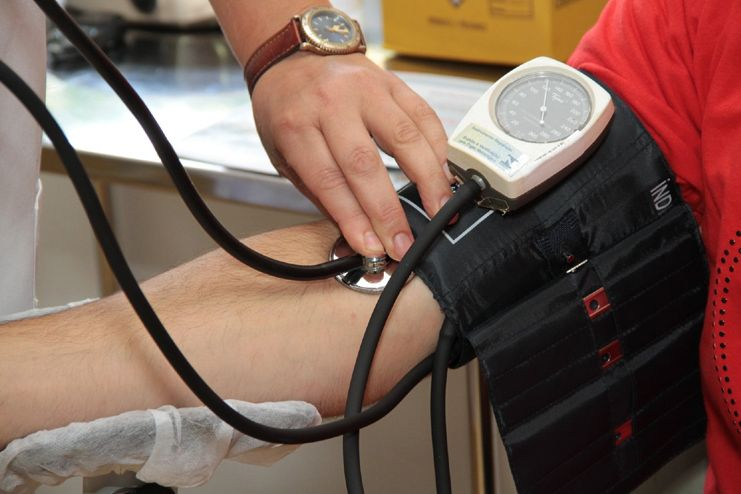 Manage blood pressure