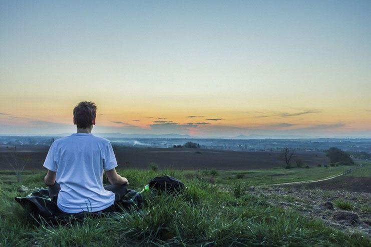 Try meditation