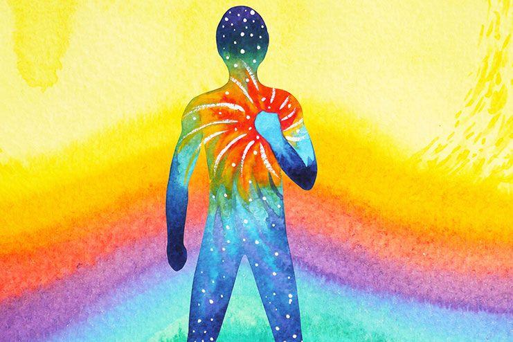 You Radiate Positive Energy