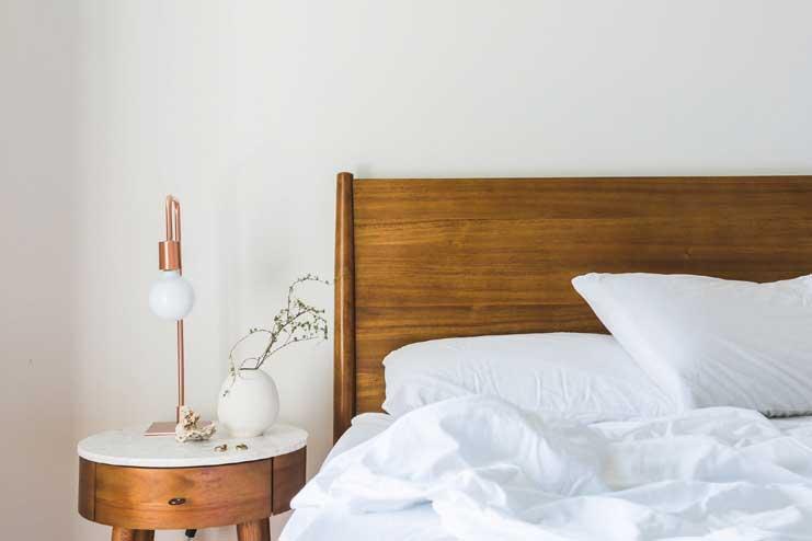 Arrange your bedroom accordingly