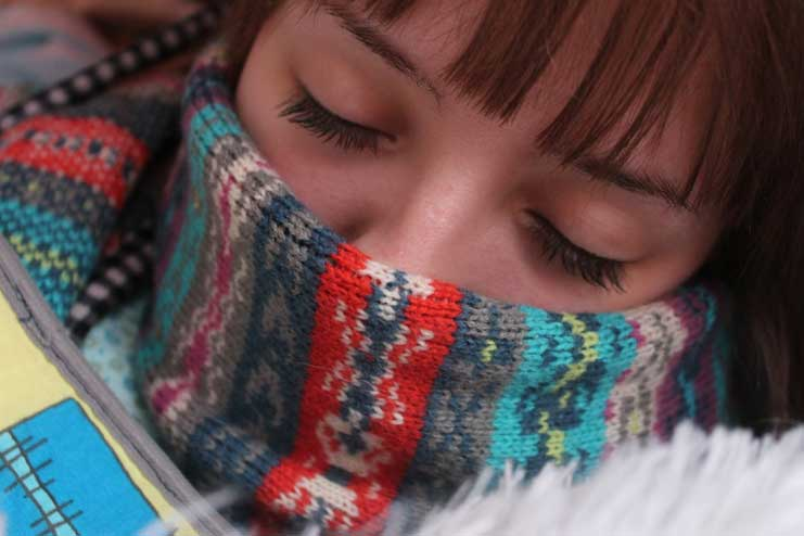 Cold flu or viral reactions