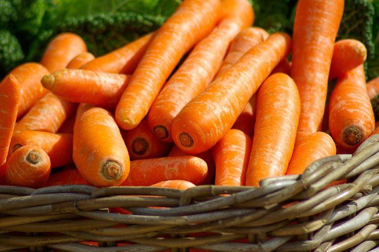Consume more Beta-carotene