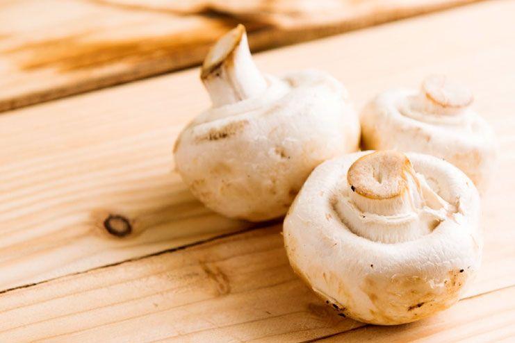 Consume more mushrooms