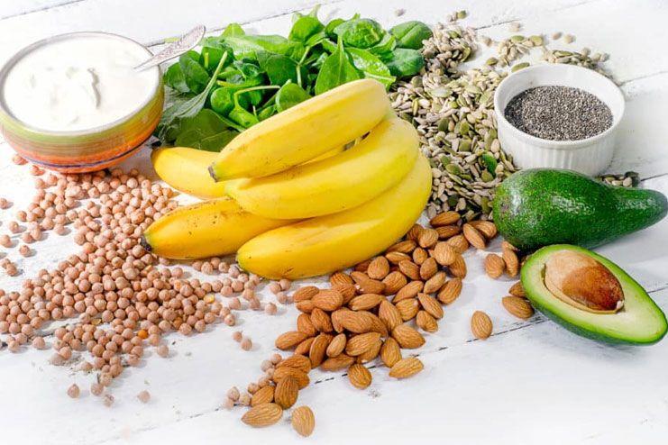 Enhance the magnesium intake