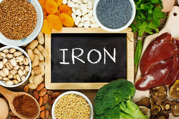 Excess iron overload