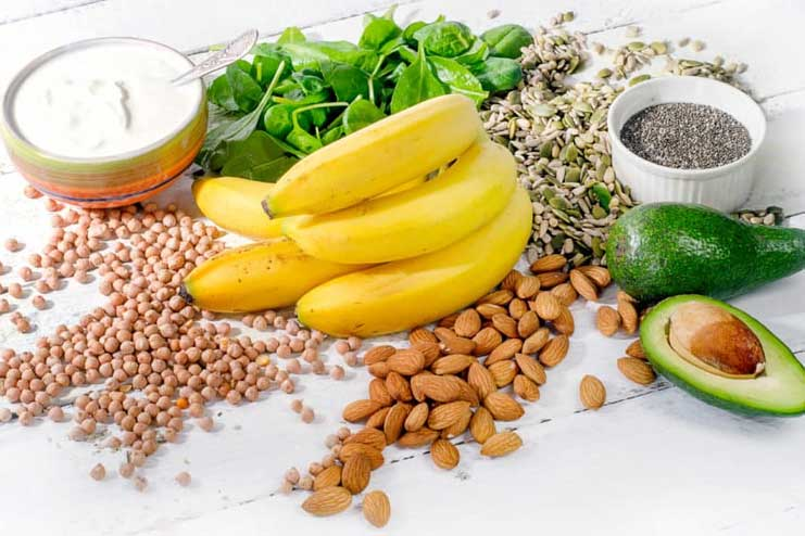 Get enough levels of magnesium