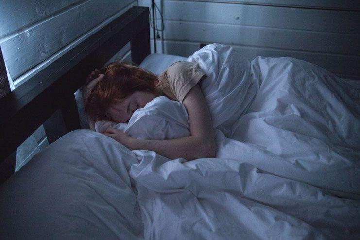 Get some proper sleep