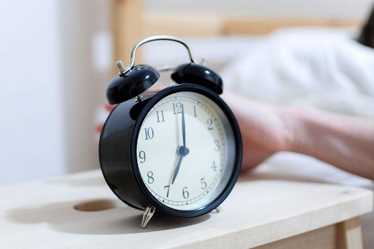 Hampered sleep cycles