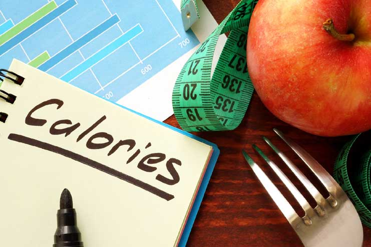 Keep your calorie intake-s timing in check