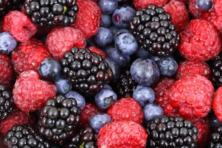 Lack of antioxidants