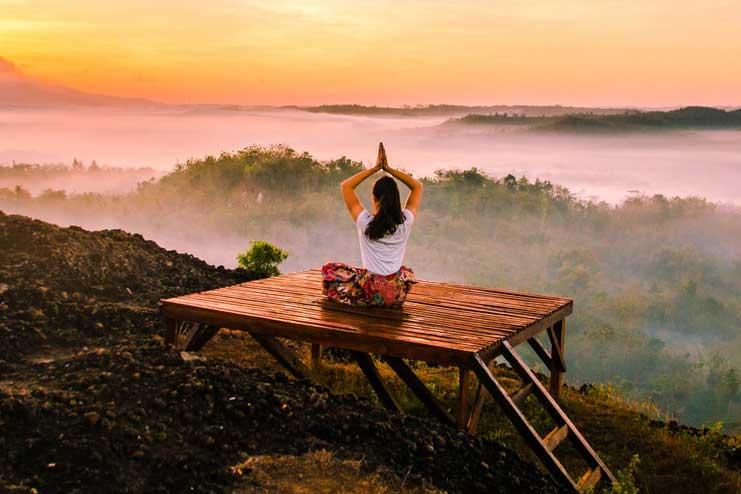 Promotes mindfulness
