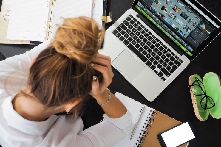 Unregulated chronic physiological stress