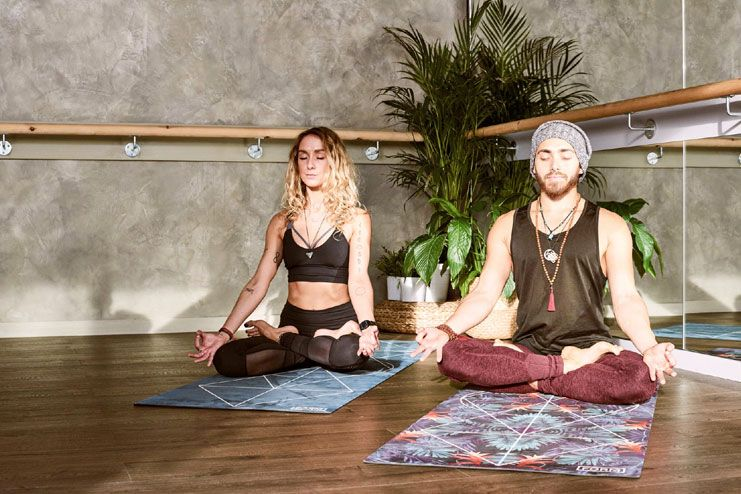 Why Yoga is Good for Heart