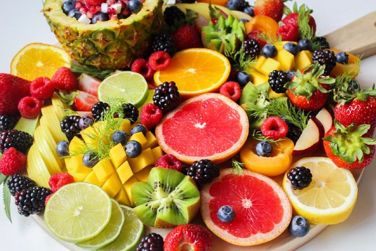 Excess fruits maybe