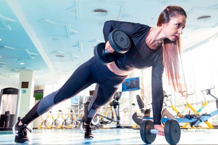 Exercises for underarm fat
