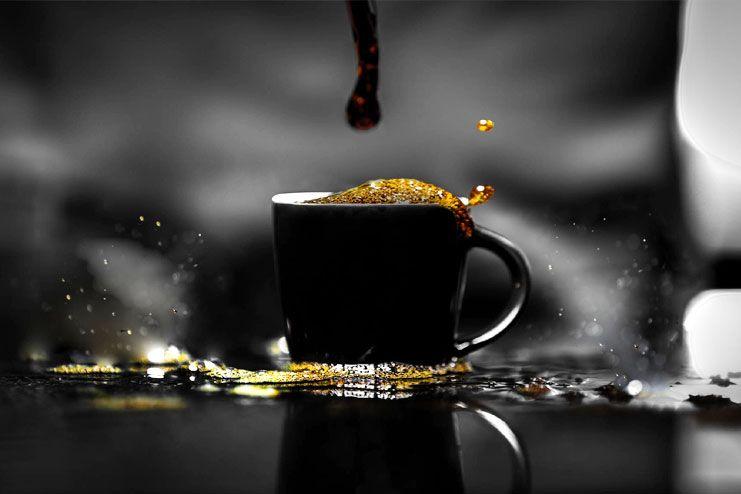 Indulge in more caffeine
