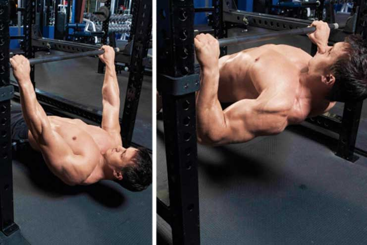 Inverted-Rows