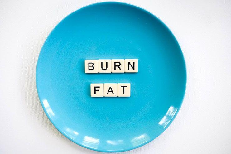 It burns down the calories