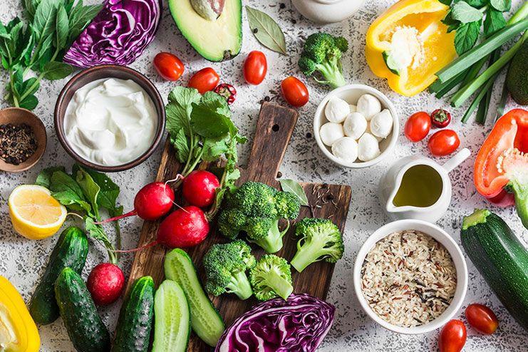Mediterranean diet