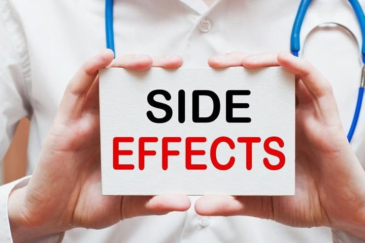 Side Effects Of Increased