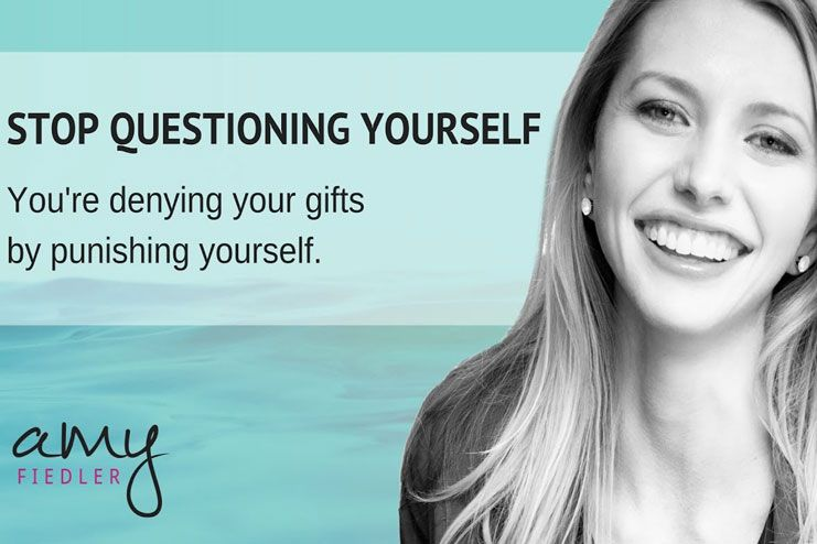 Stop Questioning Yourself! Celebrate Your Achievement